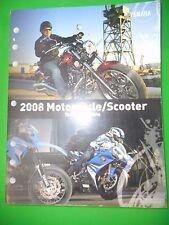 OEM 2008 YAMAHA MOTORCYCLE TECH UPDATE # LIT-17500-MC-08