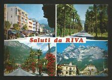 AD7491 Trento - Provincia - Saluti da Riva del Garda - Vedute