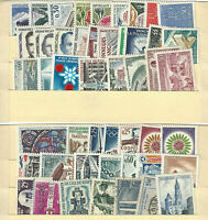 HIGH VALUE FRANCE STAMPS LOT ALL DIFFERENT NO DUPLICATES