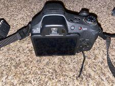 Sony Cyber-shot DSC-HX100V 16.2MP Digital Camera - Black *W/Case*