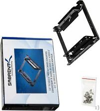 NEW - SABRENT 2.5 to 3.5 Inches Internal Hard Disk Drive Mounting Kit (BK-HDDH)