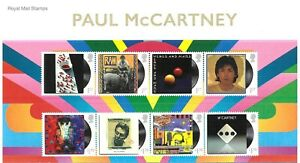 Paul McCartney Presentation Pack 2021