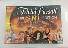 Trivial Pursuit SATURDAY NIGHT LIVE SNL DVD Edition, Unused Factory Sealed