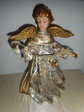 """Vintage Koestel 12"""" Wax Angel In Original Box - West Germany - Beautiful!"""
