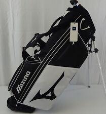 New Mizuno Golf BR-D3 Stand Bag Black & White
