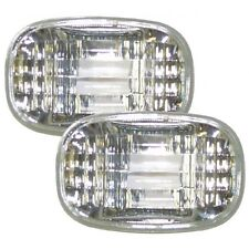 Autoart Side Marker Lights Repeaters Crystal Clear Toyota Supra Mk4 Land Cruiser