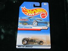 1999 Hot Wheels-Duece Roadster-No. 6 Of 36-New And Sealed