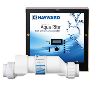 Hayward AquaRite Salt Chlorinator with TurboCell for 15K Gal Pools (Open Box)