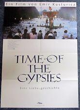 Time Of The Gypsies - Eine Liebesgeschichte - A1 Filmposter Plakat (j-9416