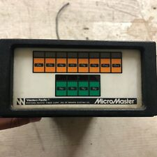 Western Pacific Minarik MicroMaster Controller MPN# WP6311-AAAA