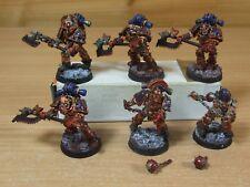 6 forgeworld caos mundo caprichosos Eater Rampager escuadrón Pintado (532)