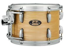"""Pearl Masters MMG 8"""" Mounted Tom/Platinum Gold Oyster/#453/Maple-Gum Shell"""