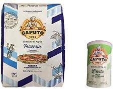 Farina Caputo Pizzeria Kg. 5 + Lievito Secco 100 Gr - Mulino Caputo
