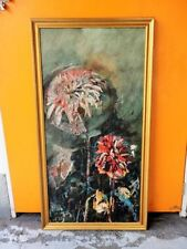 Large (up to 60in.) Vintage Art Paintings