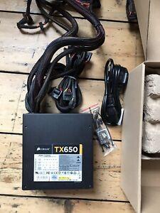 Corsair TX650 650W PSU Power Supply