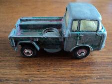 JEEP Corgi Toys FC 1/50 en métal , collection ; années 1960