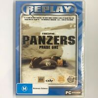 Codename: Panzers Phase One for Windows PC (Brand New & Sealed) - WW2 Game