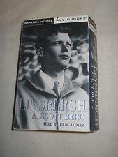 Lindbergh  by A. Scott Berg, Read by Eric Stoltz (1998, 4 Audio Cassettes, 6 hrs