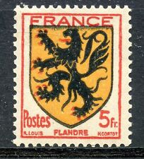 STAMP / TIMBRE FRANCE NEUF N° 602 ** BLASON / FLANDRE