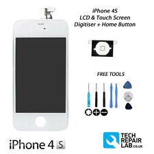 NEW Replacement FOR iPhone 4S LCD & Digitiser Screen Assembly GRADE AAA - WHITE