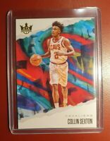 2019-20 NBA 🏀 PANINI COURT KINGS COLIN SEXTON for the CLEVELAND CAVALIERS mint.
