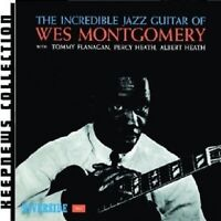 WES MONTGOMERY - INCREDIBLE JAZZ GUITAR (KEEPNEWS COLLECTION)  CD NEU