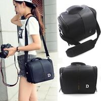 SLR Waterproof Camera Shoulder Bag For Nikon Rain Cover Photo Case