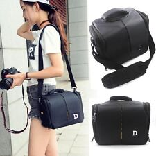 SLR Waterproof Camera Shoulder Bag For Nikon D3200 D3100 Rain Cover Hot