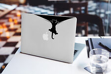 Cat Decal for Macbook Pro sticker vinyl air mac 13 15 11 laptop skin pet kitten