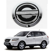 Chrome Cap Fuel Gas Cover Molding Emblem for Santa Fe / CM 2007-2012