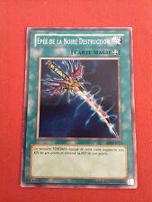 EPEE DE LA NOIRE DESTRUCTION DDY-F018 MAGIE Cartes Yu-Gi-Oh! VF RARE
