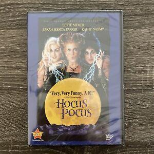 NEW Hocus Pocus (DVD, 1993) Bette Midler, Sarah Jessica Parker, DISNEY HORROR