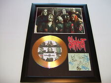SKIPKNOT   SIGNED  GOLD CD  DISC 1