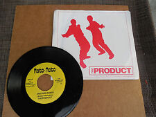 The Product Another Dance 45 Edens Leaving Roto Noto Records Canada OG Sleeve