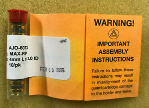 Phenomenex  HPLC SecurityGuard cartridges, MaxRP 4x2.0 mm, AJO-6073