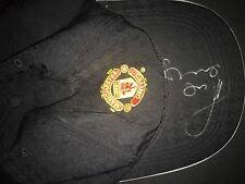 Signed Paul Scholes Retro Manchester United Baseball Cap