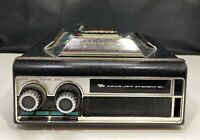 Vintage 8-Track Player Lear Jet 8 Model A-120 Untested
