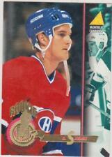 1994-95 Score Pinnacle #248 Brian Savage Montreal Canadiens Rookie