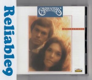The Carpenters - Reflections CD 14 tracks - 1995 A&M - Made in Australia