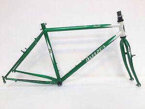 "1996 Breezer Storm Mountain Bike Frameset 19.5"" Emerald/Moonglow Pearl Japan"