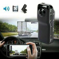MD80 Mini Camera HD Motion Detection DV DVR Thumb Recorder Hidden Sport Webcam