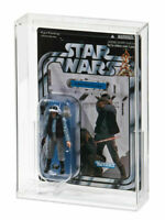 2 x GW Acrylic Display Cases - Vintage Collection VTC1 Star Wars MOC (ADC-002)