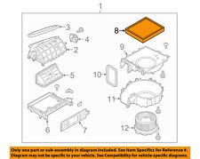 Infiniti NISSAN OEM 09-13 G37-Cabin Air Filter B72771CA1B