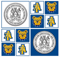 North Carolina A&T University Fabric by the Yard