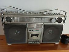 Radio Cassette Anni 80 crown csc 980 boombox