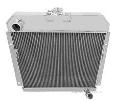 2 Row Aluminum Performance Radiator For 1953 - 54 Dodge