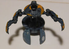BAKUGAN Baku Sky Raiders Gray Orange Subterra Bakucamo JAAKOR 1010g Jumps in Air