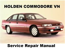 COMMODORE VN CALAIS BERLINA Auto Owners Workshop Service Repair Manual PDF CD-R