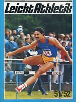 Leichtathletik Nr. 51-52/1986