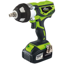 Draper Stormforce 20 Volt 1/2in Drive Cordless Impact Wrench 1 x 3.0Ah Li-Ion